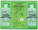 Bottled Eyewash Wall Stations